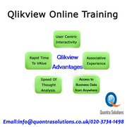 Job Oriented Qlikview Online Training in United Kingdom