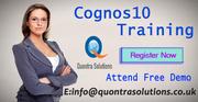 Job Oriented Cognos Online Training in United Kingdom