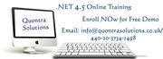 .Net Online Training in UK| Job Assistance