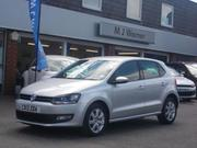 2013 Volkswagen Volkswagen Polo 1.4 Match Edition 5dr PETROL MANUA
