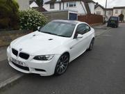 Bmw 2010 BMW M3 2010 White px / swap