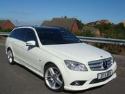 Mercedes-benz 2011 Mercedes Benz C250 Estate Blueficency Amg Sport C6