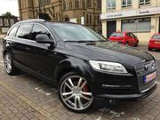 audi q7 LHD AUDI Q7 FULLY LOADED 3.0 TDI