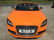 2011 AUDI tt Audi TTS 2.0