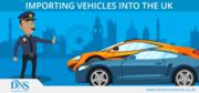 Importing Vehicle UK